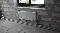 Двухтрубная система отопления частного дома: монтаж системы