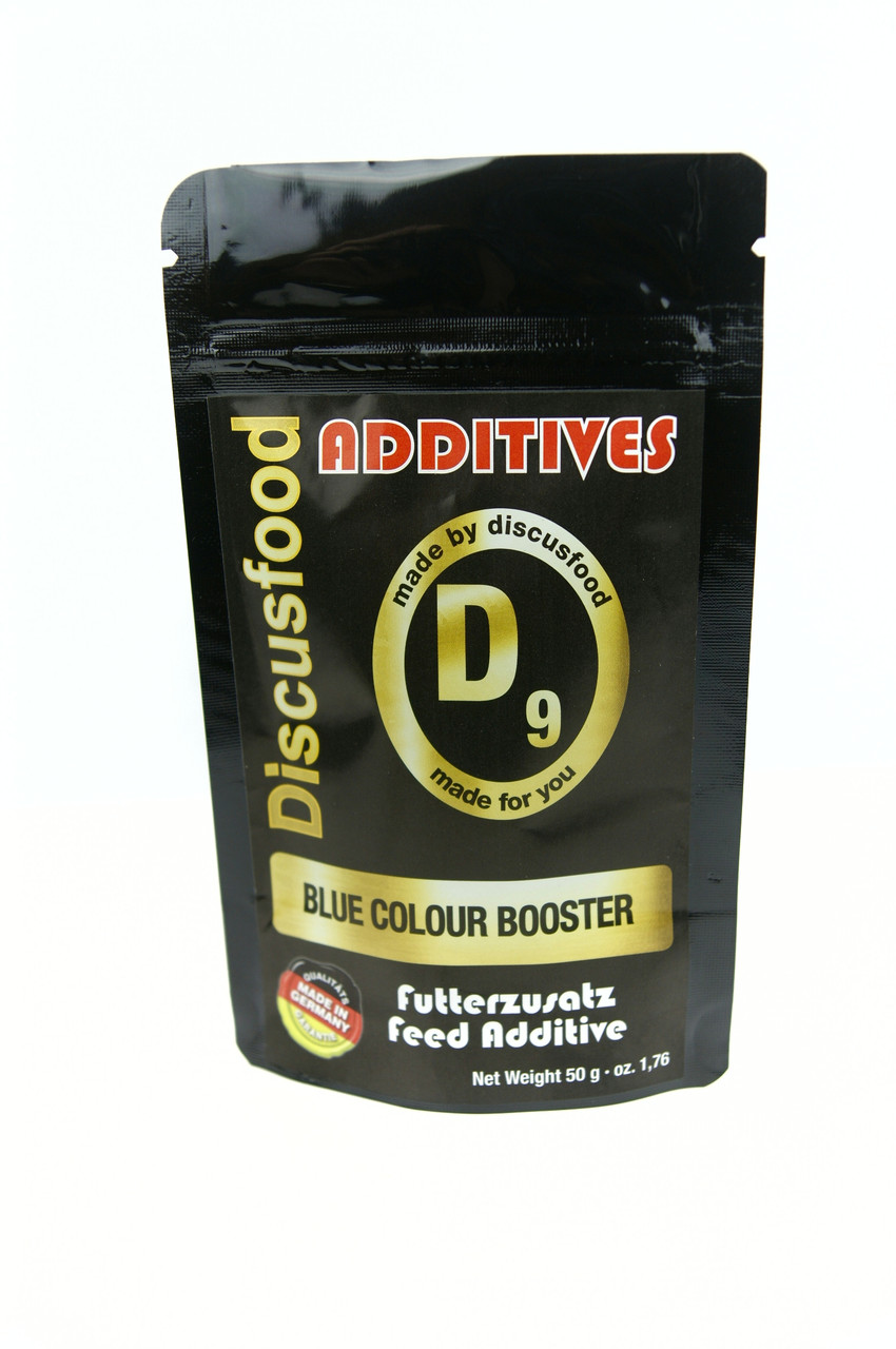 Добавки для фарша Additive Blue Color Booster D-9 50g, фото 1