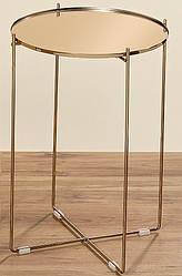 Стильный декоративный столик Шампань