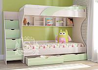 Кровать двухъярусная Кадет Пехотин, фото 1