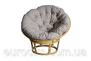 Кресло Папасан с подушкой 2301, фото 2
