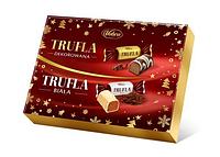 Коробка конфет трюфель Vobro Trufla, 350гр (Польша)