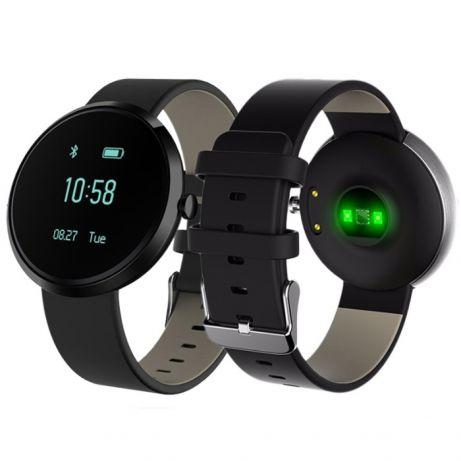 Herzband - часы тонометр - Черный