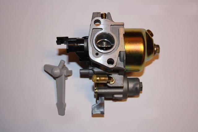 Карбюратор генератора,стакан 2.5кВт. двигатель 168, фото 2