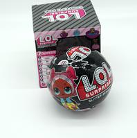 Кукла ЛОЛ surprise сюрприз в шаре 12 серия L.O.L черная серия