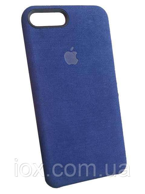 "Замшевий чохол-накладка Alcantara case для iPhone 7 Plus/ 8 Plus (5.5"")"