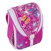 Ортопедический ранец для девочки 1-4 класс, Butterfly, фото 1
