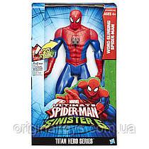 Интерактивная фигурка Человек-паук Titan Hero Hasbro 30 см