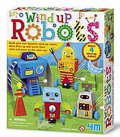 Набор для опытов Заводные роботы 4M (00-04655), фото 1