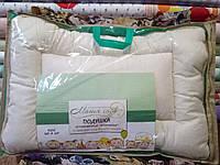 Подушка детская плоская 40*60 холофайбер
