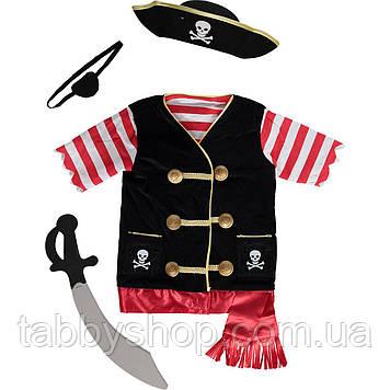 """Карнавальний костюм Melіssa & Doug """"Пірат"""""""