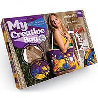 Набор для творчества «MY CREATIVE BAG»  Хризантемы