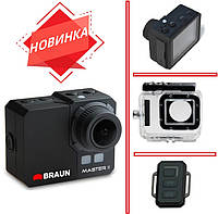 Экшен камера BRAUN MASTER II FULL HD