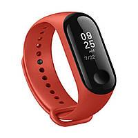 Xiaomi Mi Band 3 фитнес-трекер + ПОДАРОК - Красный, фото 1