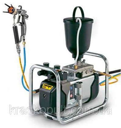 Двухмембранный окрасочный агрегат высокого давления с пневмоприводом Wagner Cobra 40-10 AirCoat