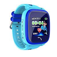 DF25 Водонепроницаемые детские GPS часы - Синий