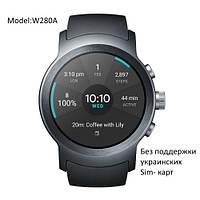 LG Watch Sport смарт часы - W281 - работает с украинскими сим картами, фото 1