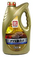Моторное масло ЛУКОЙЛ Люкс 5W-40 4л.