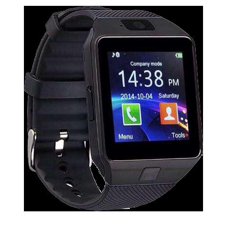 Smart watch DZ09 - Черный
