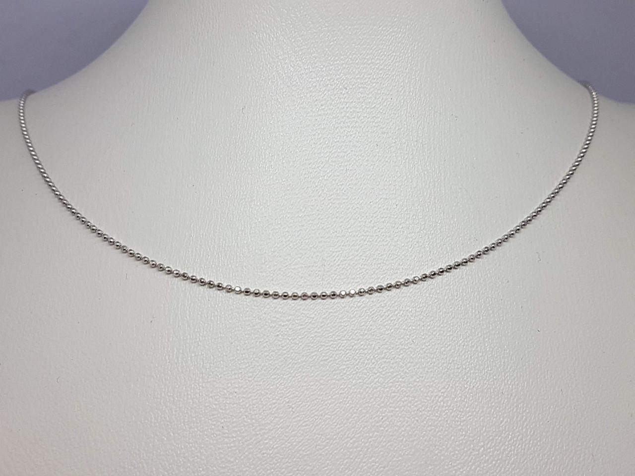 Серебряная цепочка (Перлина). Артикул 25080Р 70
