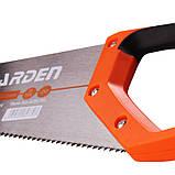 """Пила по дереву ручная 22"""" Harden Tools 631022, фото 2"""