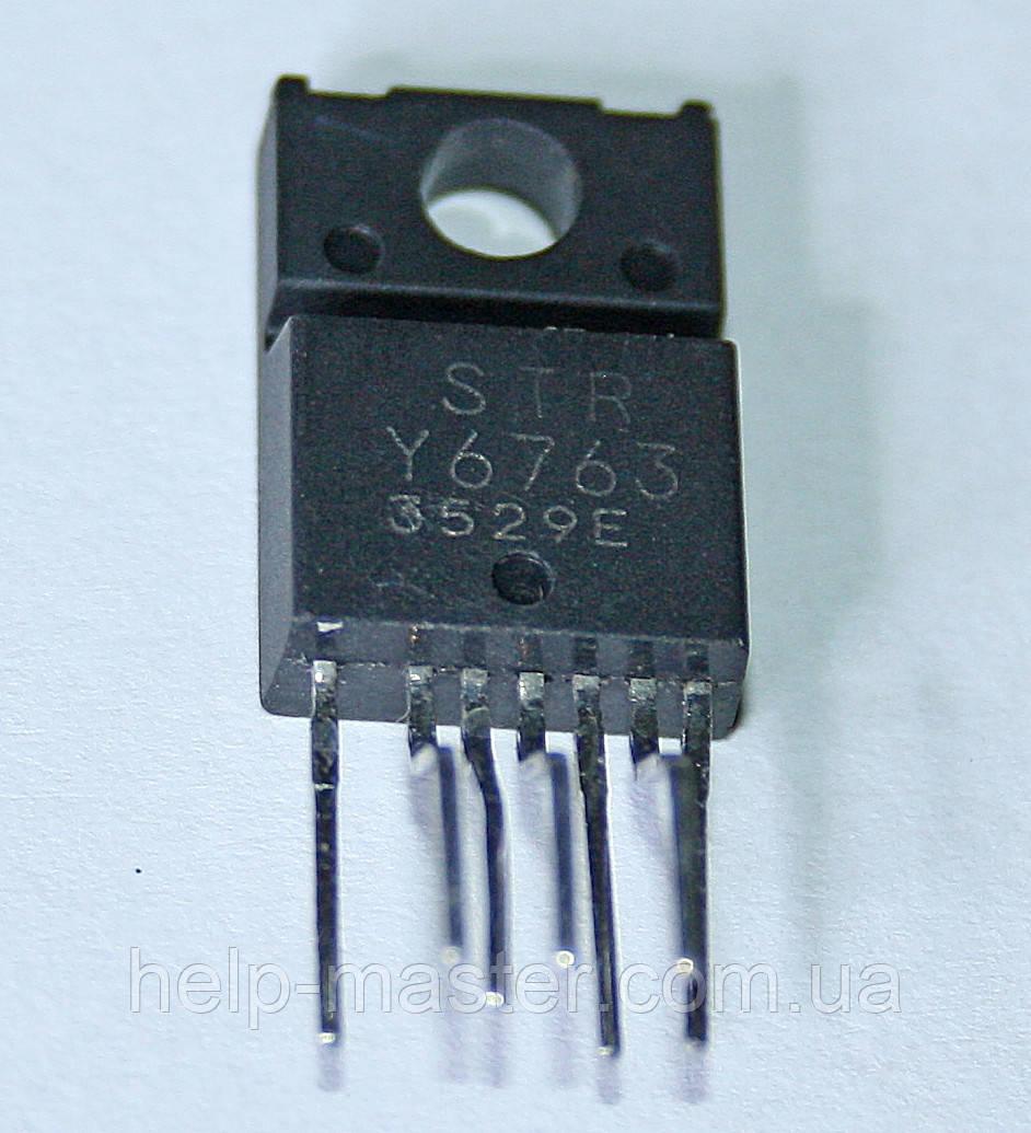 Микросхема STR-Y6763 (TO-220F-7L)