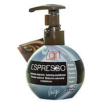 Бальзам восстанавливающий с окрашивающим эффектом Espresso платина 200 мл