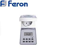 Розетка с таймером Feron TM23