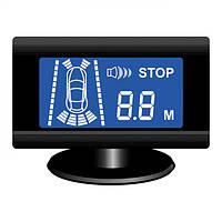 Парктроник Parkcity Tallin black (черные датчики)