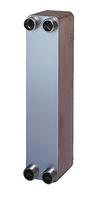 Паяный пластинчатый теплообменник Swep B80
