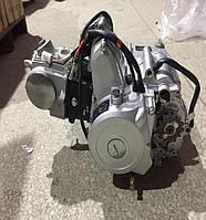 Двигатель Актив 110cc полуавтомат
