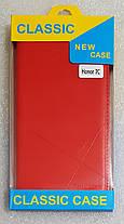 Чохол книжка Southking для Huawei Honor 7C red, фото 3