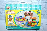 Набор для творчества, пластилин, инструменты, формы, в коробке, фото 1