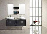 Комплект мебели для ванной Golston ES6220, 1500х500х490 мм, фото 5