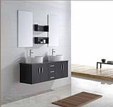 Комплект мебели для ванной Golston ES6220, 1500х500х490 мм, фото 6