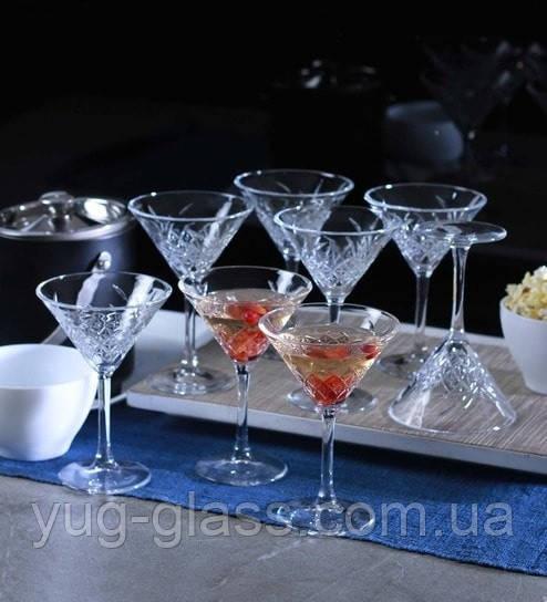 Красивые бокалы для мартини