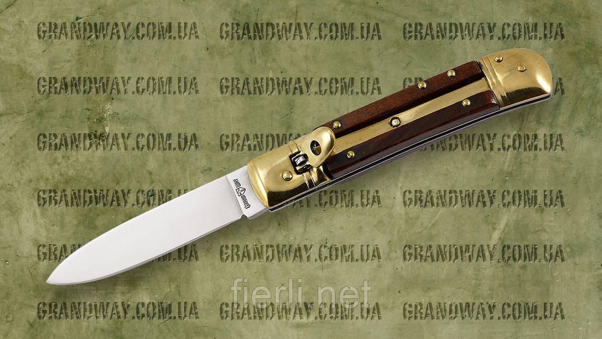 Нож выкидной 9004 E