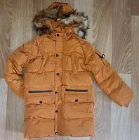 Куртка утепленная для мальчиков, Grace, 8,10 лет,  № B70900