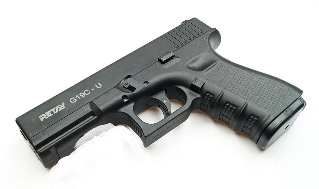 Пистолет старт. Retay G19C