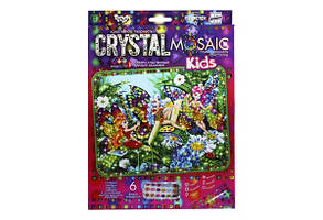 Набор Мозаика из кристаллов Cristal Mosaic Kids 09 Danko Toys