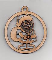 Санта в шарике