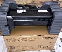 Тонер-картридж xerox phaser 4600, 4620 max 106R01536 после первого хода, не заправлялся