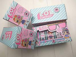 Кукла L.O.L Surprise сюрприз в капсуле ЛОЛ модель 9270 игровой набор