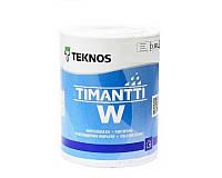 Грунт для влажных помещений TEKNOS TIMANTTI W паронепроницаемый 0,9 л