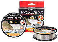 Леска Energofish Excalibur Carp Fluorocarbon Coated Clear 200 м 0.25 мм 8.4кг (34055025)