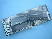 Combat set резиновый нож M9