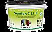 Шелковисто-матовая латексная краска для внутренних поверхностей, подвергающихся большим нагрузкам Samtex 7 E.L, фото 2