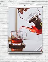 ТРЕНД! Постеры для кухни, плакаты для квартиры на подарок дешево животные города машины еда цветы
