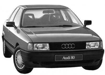 Лобовое стекло на Audi 80/90 (Седан, Комби) (1986-1995), фото 2
