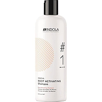 Шампунь активизирующий рост волос  Indola Root Activating Shampoo 300ml
